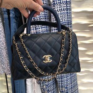 BNWT Chanel Coco Handle
